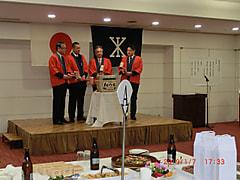 平成31年1月 栗本鐵工所新年互礼会が開催されました