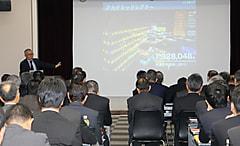 株式会社栗本鐵工所創立110周年記念講演会が開催されました