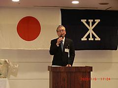 令和2年1月 栗本鐵工所新年互礼会が開催されました